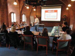 Workshop employer branding