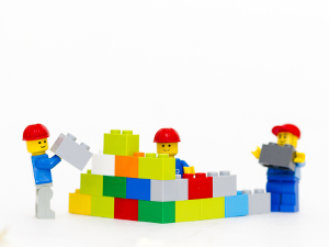 Lego blokjes